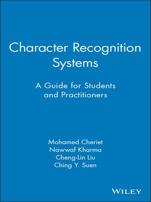cover image of Character Recognition Systems