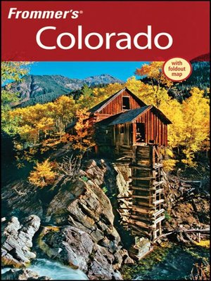 cover image of Frommer's Colorado