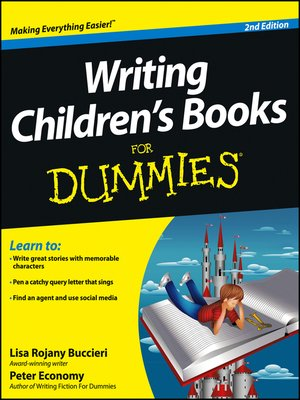 cover image of Writing Children's Books For Dummies