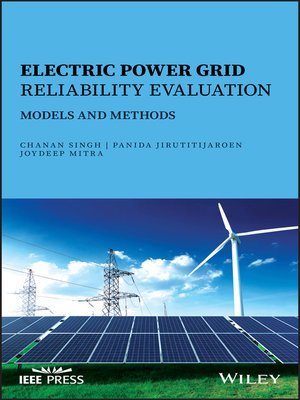 cover image of Electric Power Grid Reliability Evaluation