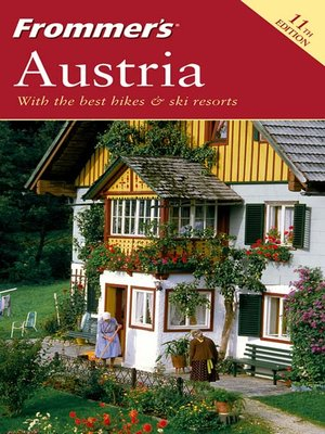 cover image of Frommer's Austria