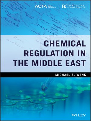 cover image of Chemical Regulation in the Middle East