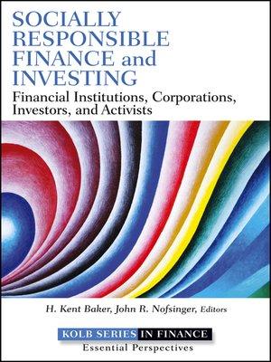finance ethics boatright john r