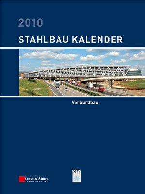 cover image of Stahlbau-Kalender 2010