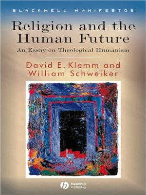 cover image of Religion and the Human Future