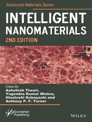 cover image of Intelligent Nanomaterials