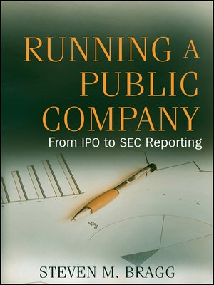cover image of Running a Public Company