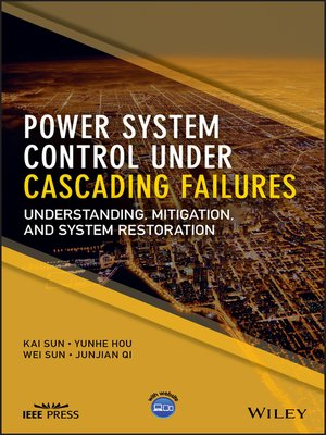 cover image of Power System Control Under Cascading Failures