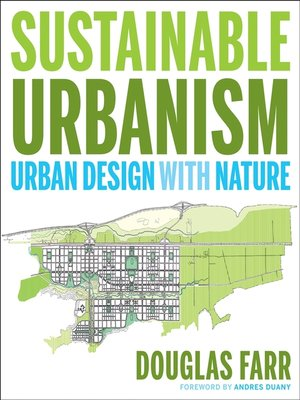 cover image of Sustainable Urbanism