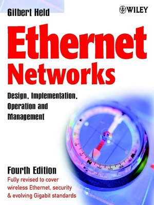 cover image of Ethernet Networks