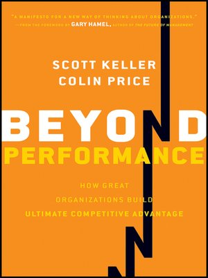 cover image of Beyond Performance