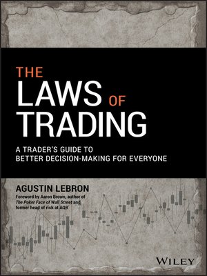 cover image of The Laws of Trading