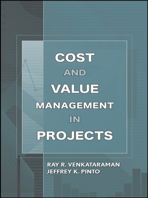 cover image of Cost and Value Management in Projects
