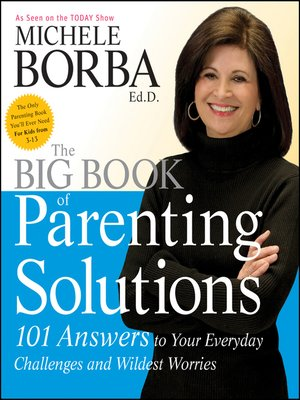 cover image of The Big Book of Parenting Solutions