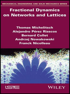 cover image of Fractional Dynamics on Networks and Lattices