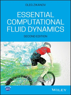 cover image of Essential Computational Fluid Dynamics