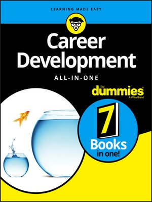 cover image of Career Development All-in-One For Dummies