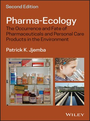 cover image of Pharma-Ecology