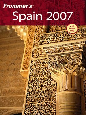 cover image of Frommer's Spain 2007