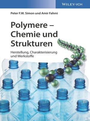 cover image of Polymere--Chemie und Strukturen
