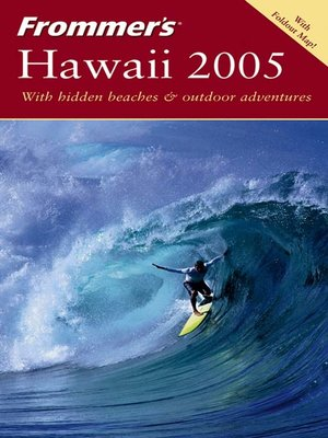 cover image of Frommer's Hawaii 2005