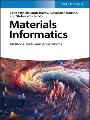 cover image of Materials Informatics