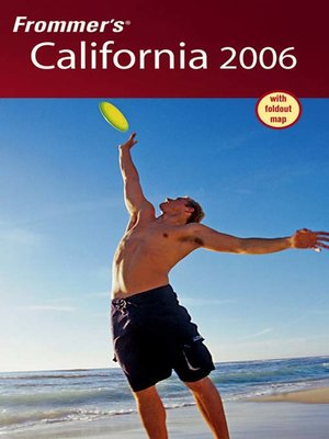 cover image of Frommer's California 2006