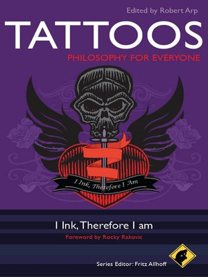 cover image of Tattoos--Philosophy for Everyone
