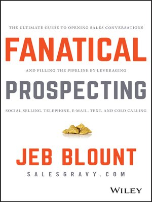 cover image of Fanatical Prospecting
