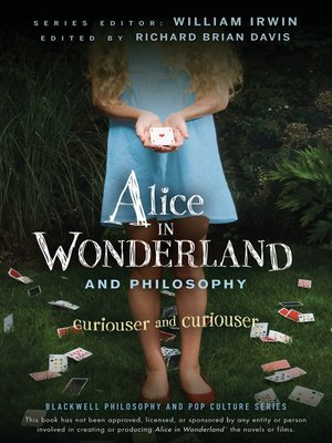 cover image of Alice in Wonderland and Philosophy