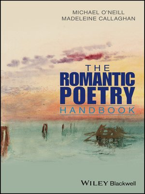 cover image of The Romantic Poetry Handbook