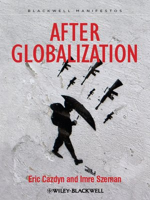 cover image of After Globalization