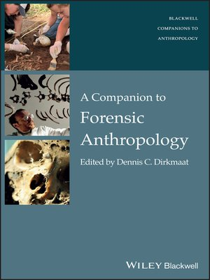 cover image of A Companion to Forensic Anthropology
