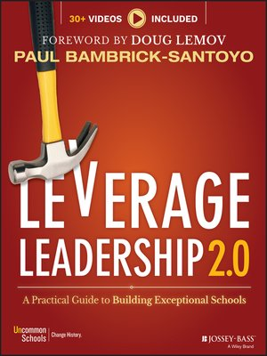 cover image of Leverage Leadership 2.0