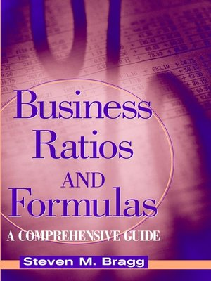 cover image of Business Ratios and Formulas