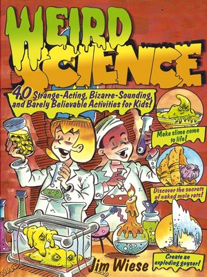 cover image of Weird Science