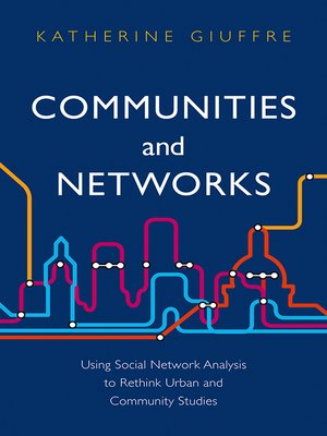 cover image of Communities and Networks