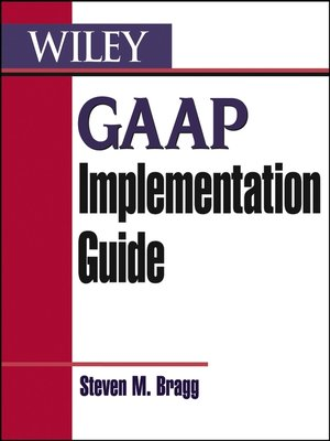 cover image of GAAP Implementation Guide