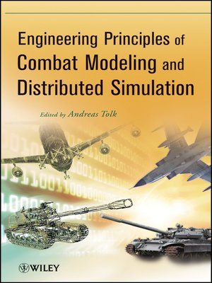 cover image of Engineering Principles of Combat Modeling and Distributed Simulation