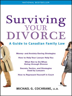 cover image of Surviving Your Divorce
