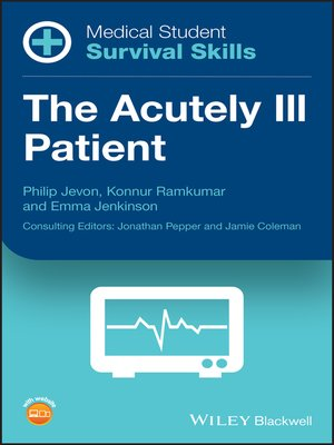 cover image of The Acutely Ill Patient