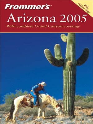 cover image of Frommer's Arizona 2005