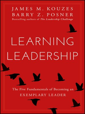 cover image of Learning Leadership