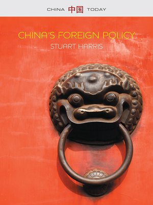 cover image of China's Foreign Policy