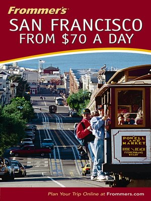 cover image of Frommer's San Francisco from $70 a Day