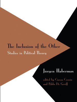 cover image of Inclusion of the Other