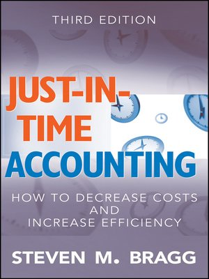 cover image of Just-in-Time Accounting