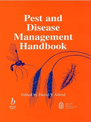 cover image of Pest and Disease Management Handbook