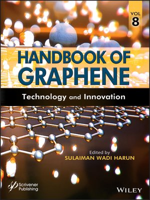 cover image of Handbook of Graphene, Volume 8