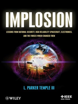 cover image of Implosion